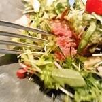 41059929 - 肉と野菜のマリアージュ