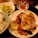 美中味 - 日替わりランチ750円