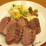 牛たん炭焼 利久 - 牛タン「極」焼