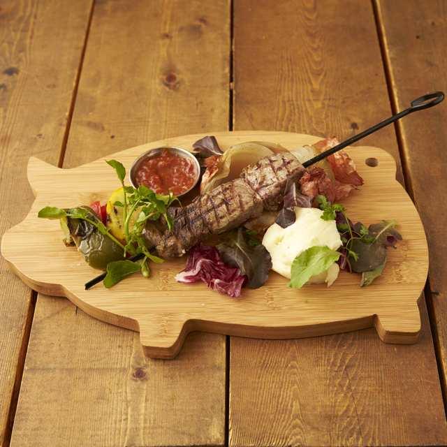 the photo of food spanish lounge parador tabelog