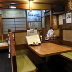 Chiyoujiyuan - 店内の様子