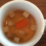 モグログ - セットのスープ