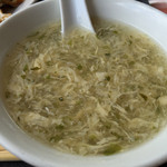 41061592 - スープ。