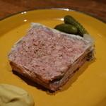 41062900 - 田舎風お肉のパテ