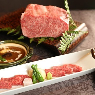京料理で培った知識と厳選食材が織りなす、進化し続けるお料理