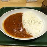 カレーショップ C&C - ハヤシライス 500円 + 特盛 200円