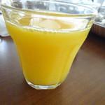 風のレストラン - オレンジジュース