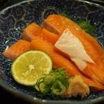 京極寿司 - ビワマス