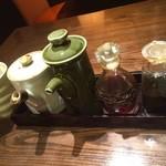 とんかつ和幸 匠庵 - 調味料(ソース、胡麻ドレ、ポン酢など)