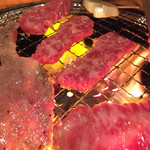 とがし肉家 - バラカルビ