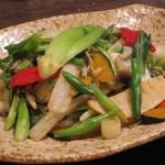 41069317 - 野菜の色々炒め
