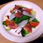 吉良亭 - お刺身サラダ