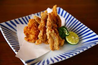 かんべえ - 日向赤鶏とせせりの唐揚