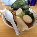 鶏支那屋 - らあ麺+味玉