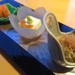 赤坂ジパング - 旬の三種盛り合せ