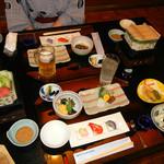 奥城崎シーサイドホテル - 夕食
