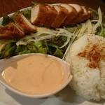 鶏Dining Bird Place - ランチメニュー