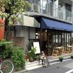 ブレッツカフェ クレープリー ル コントワール 恵比寿店