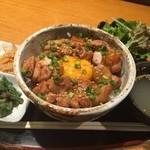 時遊食ダイニング『Kiraku』 - New地鶏の焼鳥丼