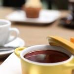 カフェ エバーグリーン -