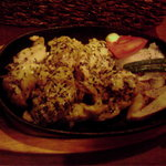 レッド クラウド - ハーブチキンのマヨオーブン焼き