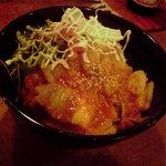 レッド クラウド - 豚キムチ丼