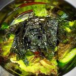焼肉ダイニング 希らら亭 - チョレギサラダ
