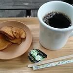 41082485 - ケニアのコーヒーを♪フルーティーで美味しい!(2015年8月)