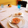 オルタ リストランテ - 料理写真:トマトと生クリームのスープ