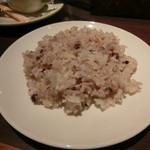 あんぷらっと - 雑穀米