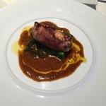 ビストロ ア ラ ドゥマンド - ディナー:シェフおまかせコース・魚料理