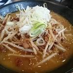 Adumaza - 濃厚味噌白湯そば