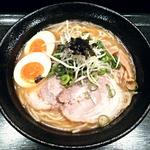 Antaga大正 - 【濃厚鶏麺 + 味玉】¥800 + ¥100