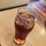 焼肉おしわら - 黒烏龍茶☆