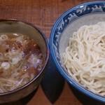めん処 樹 - 塩すっぱつけ麺