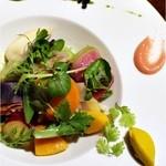 lumielune - 7月の30種の温野菜