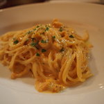 ラ・マーノ - ウニのクリークソーススパゲティ