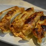 中国料理 龍亭 - 焼き餃子