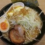 北海道ラーメン 小林屋 - 味噌バターラーメン‼650円‼安い‼