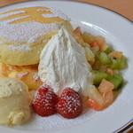 41091141 - 人気のパンケーキ1