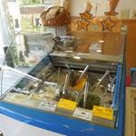 カフェ大好き - 店内でジュラートの販売