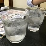あきない(春夏冬) - 焼酎ロック