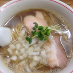 麺尊 RAGE - 煮干