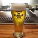 鉄燻CHOI - 生ビール