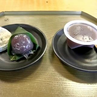 御菓子司かさ國 - 料理写真:焼き餅だけのつもりが・・・