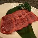 仙台牛焼肉 バリバリ - 仙台牛カルビ・・・★