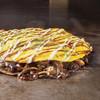 ここやねん - 料理写真:カリカリ麺&とろとろ玉子の「広島焼き」
