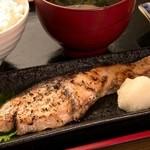 めしや 太治兵衛 - ぶり西京焼き定食