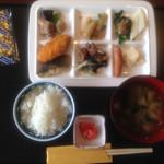 グリーンピア三陸みやこ - 朝食