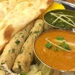 ネパール キャンドル キッチン - ヘルシーセット